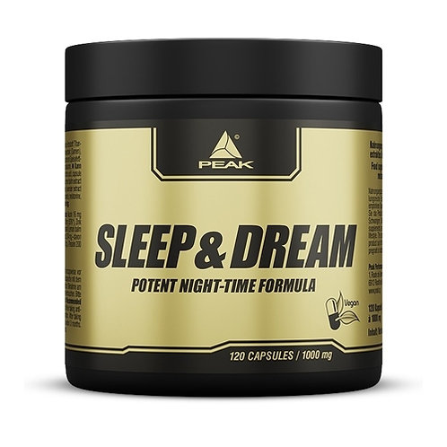 PEAK - Sleep and Dream 120 Kapseln
