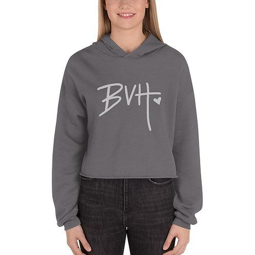 BVH Crop Hoodie