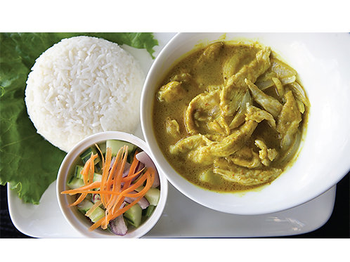 D03. Yellow Curry