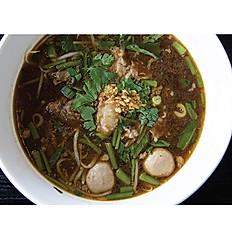 B04. Combination Beef Noodle Soup