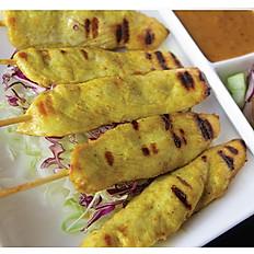 A07. Chicken Satay