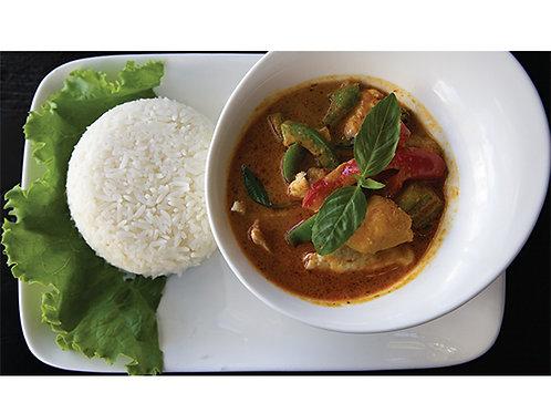 D05. Chicken Pumpkin Curry