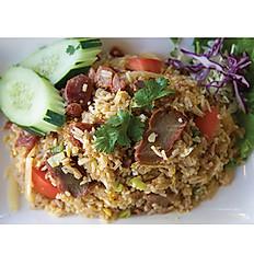 E05. BBQ Pork Fried Rice