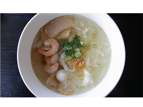 B12. Seafood Noodle Soup