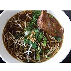 B07. Stewed Duck Leg Noodle Soup