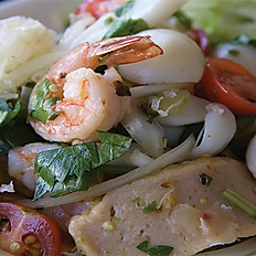 A01. Spicy Seafood Salad