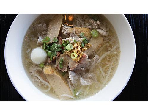 B05. Pork Noodle Soup