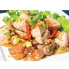 F07. Moo Krob (Crispy Pork)
