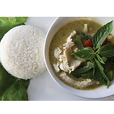 D02. Green Curry