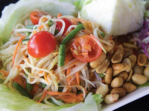 A03. Papaya Salad