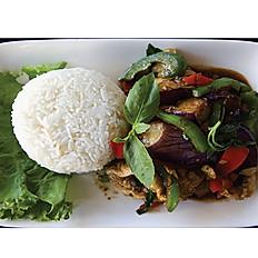 F08. Spicy Eggplant