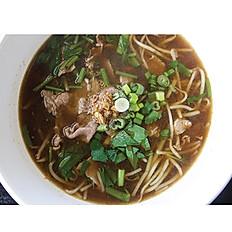 B01. Slice Beef Noodle Soup