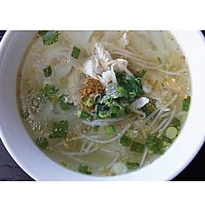 B06. Chicken Noodle Soup