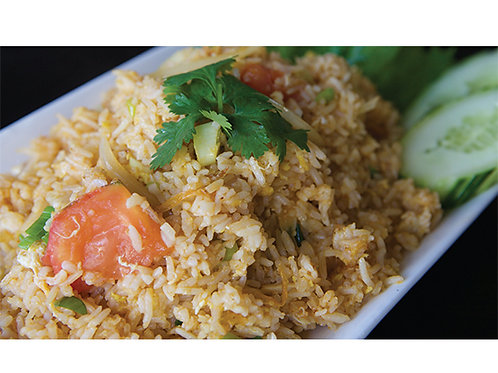 E06. Thai Style Fried Rice