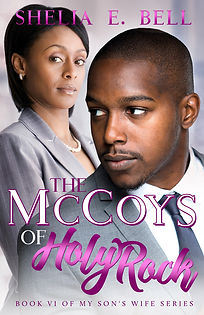 The McCoys Of Holy Rock (Book 6)