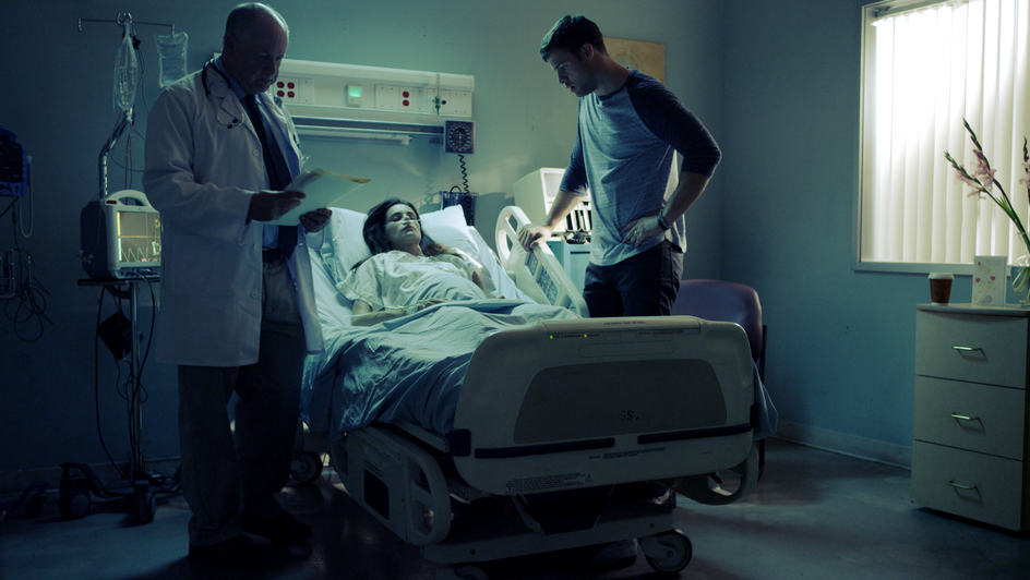"""""""Her Ring"""" - Int. Hospital Room"""
