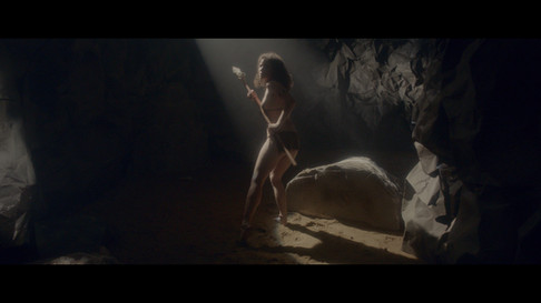 """Saving Humanity"" - Int. Cave (Prehistoric)"