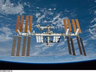 Yucca 2M Participant Receives ISS Crossband Repeater