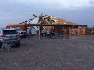 Historic Weather Pattern Cause For Destruction Across Area