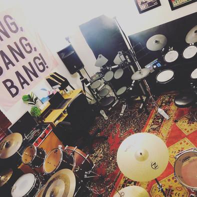 Bang On Music studio