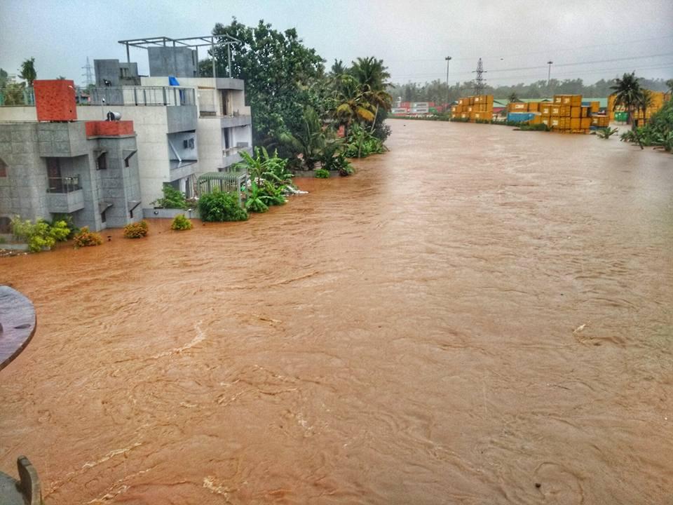 2018 Kerala Flood Images