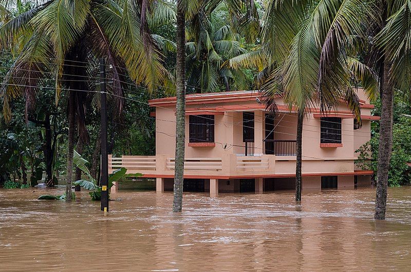 Kerala Floods Images