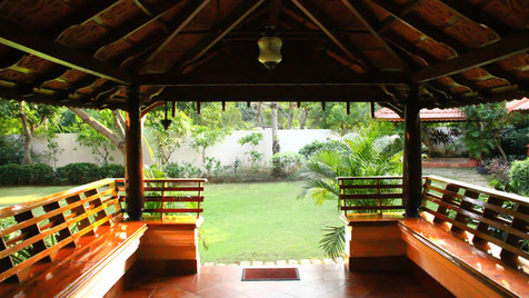 THE ESSENCE OF KERALA TRADITIONAL BUILDINGS AND CHETTINAD ARCHITECTURE IN CONTEMPORARY HOMES