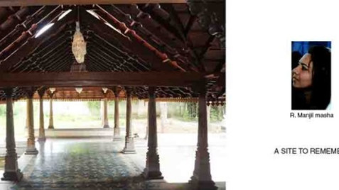ASIKKADU HOUSE: A SITE TO REMEMBER