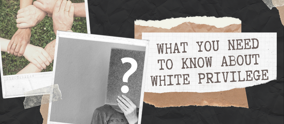 What You Need To Know About White Privilege