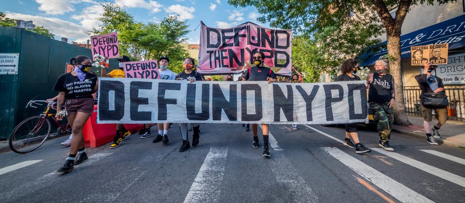 WTF Does 'Defund the Police' Actually Mean?