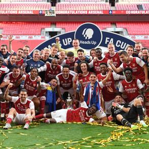 Arsenal's 19/20 Season Quiz