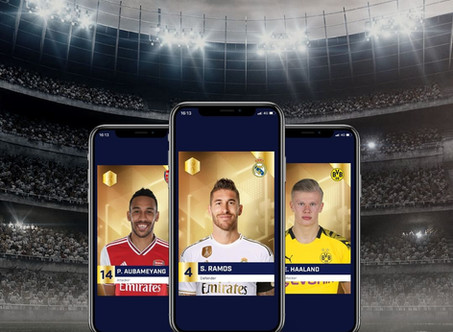 It's Fantastec… the blockchain-based collectibles that enticed Real Madrid and Arsenal