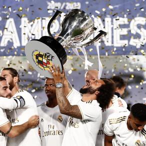 Real Madrid's 19/20 Season Quiz