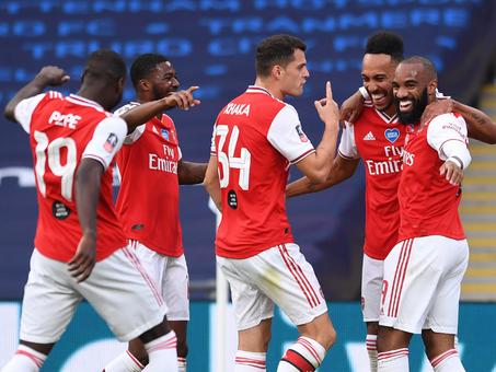 Arsenal vs Manchester City Quiz