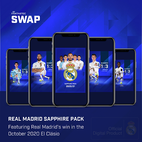 Real Madrid's Sapphire Collection #1