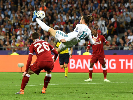 REAL MADRID'S GREATEST GOALS – BALE V LIVERPOOL