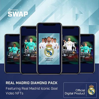 Real Madrid Diamond Iconic Goals