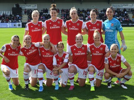 Arsenal Women's 19/20 Season Quiz