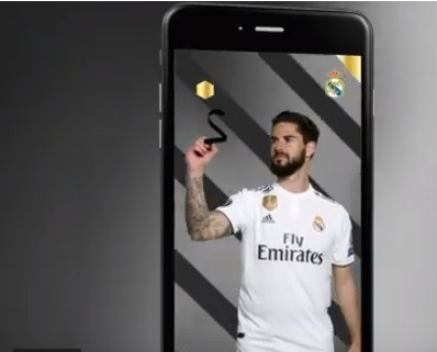 Fantastec SWAP Launches Real Madrid Collectibles App