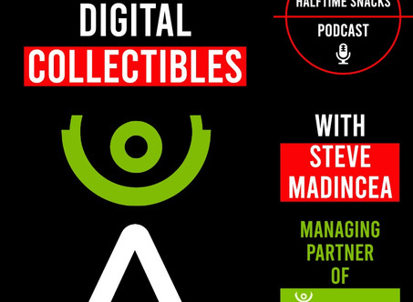 Steve Madincea: Digital Collectibles