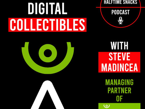 Steve Madincea: Digital Collectibles