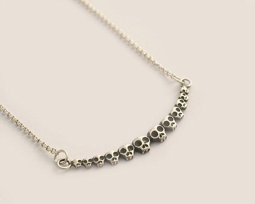 Los Necklace/ silver