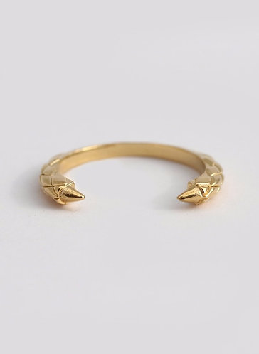 Claw Ring/ gold