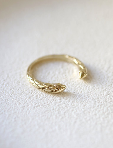 Claw Ring/ 14k  gold
