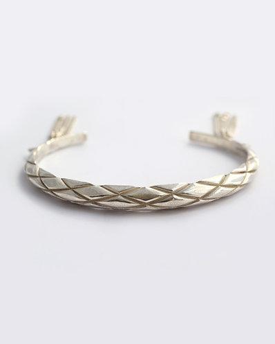 Dragon Skin Bracelet/ silver