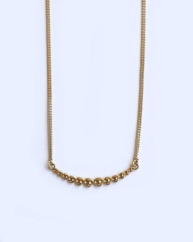 Los Necklace/ gold