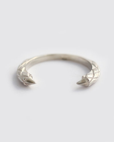 Claw Ring/ silver