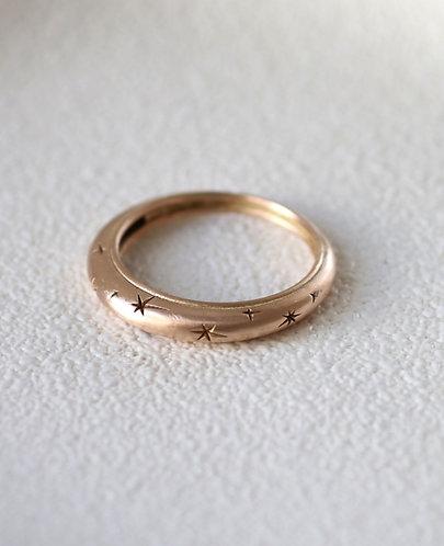 Celestial Ring/ 14k  gold