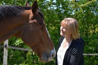 Le cheval : un baromètre de mon état interieur