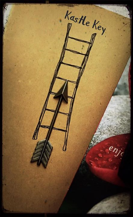 My inner and outer life swirl together to sustain me. _I climb up the ladder, just to climb back dow